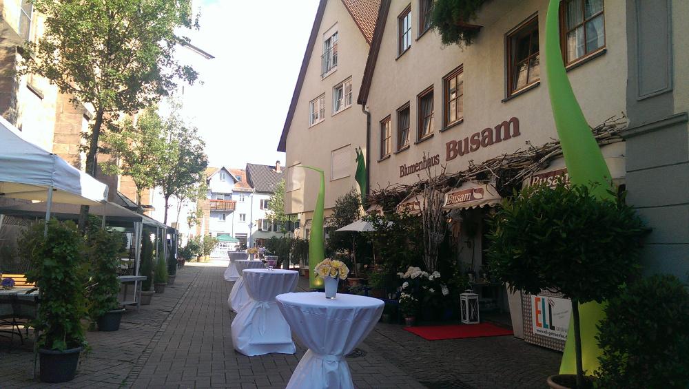 Lichterfest Orberkirch